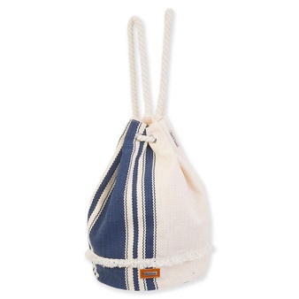 HOLLY SLING SHOULDER TOTE - Navy