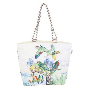 GUY HARVEY TREASURES OF THE TROPICS, SHOULD TOTE