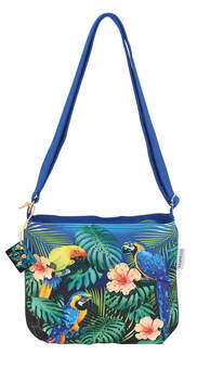 GUY HARVEY ISLAND BEAUTIES, N/S CROSSBODY
