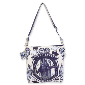 GUY HARVEY MARLIN GARDENS, N/S CROSSBODY