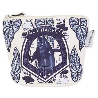 GUY HARVEY MARLIN GARDEN, COIN PURSE