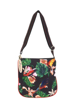 CARIBBEAN JOE TROPICAL BIRDS, N/S CROSSBODY