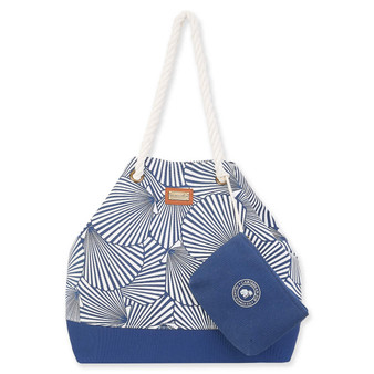 CARIBBEAN JOE NAVY, WIKOLIA GAP TOTE