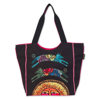 Laurel Burch Tote