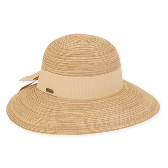 Sun N Sand Poly Braid Hat