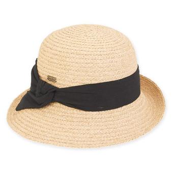 Natural Raffia Hat