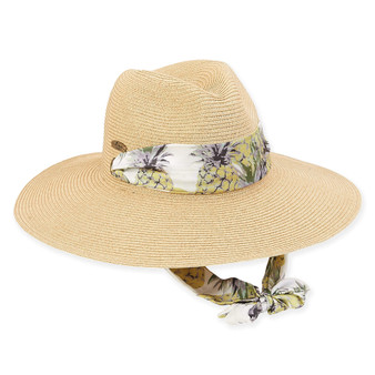Caribbean Joe - Toyo Hat