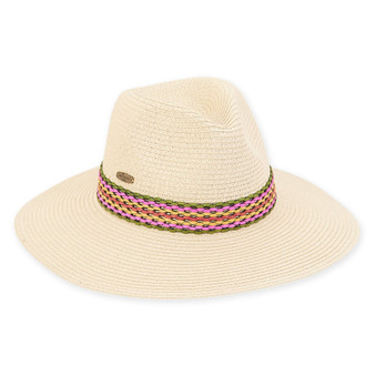 Caribbean Joe - Toyo Hat