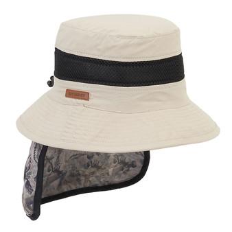 "GH HAT MESH W/BACK ADJUSTER   Breathable Nylon Hat With Mesh & Sizer   Brim: 2.5"""