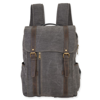 "GREY, BLAISE BACKPACK | 14""x 6""x 16"""