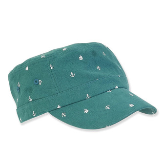 COTTON HAT CADET | Brim 2.5""