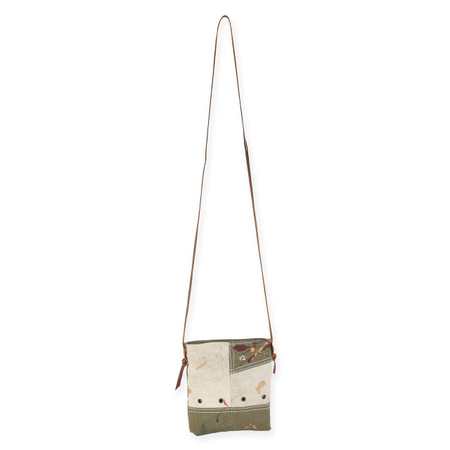 3481ed599c880 RIVETED PATCHWORK CROSSBODY - Sun  N  Sand Accessories