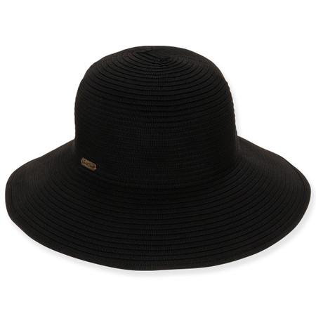 SEWN RIBBON HAT - Sun  N  Sand Accessories 5dc85908899e