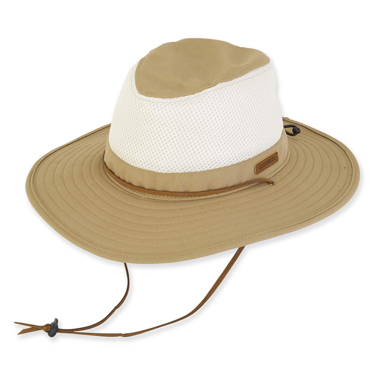 7301a4eb0c2 GUY HARVEY COTTON SAFARI W MESH CROWN - Sun  N  Sand Accessories