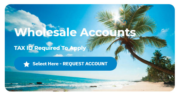 Request Account  - Wholesale Customers