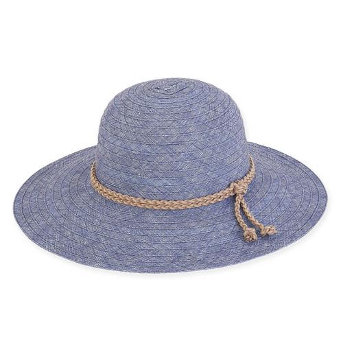 Hh1965 Ribbon Hat Sun N Sand Accessories