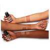 BAREPRO GLOW Liquid Face Bronzer Makeup swatches