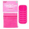 MakeUp Eraser 7 Day Washable & Reusable Makeup Removing Cloths Pink