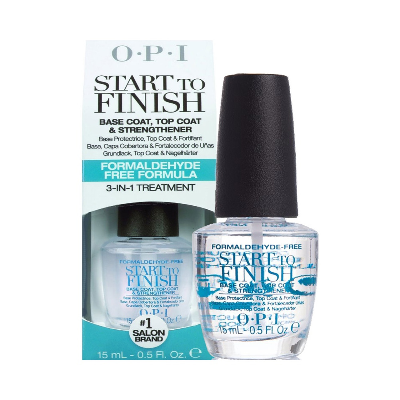 opi start to finish formaldehyde free review