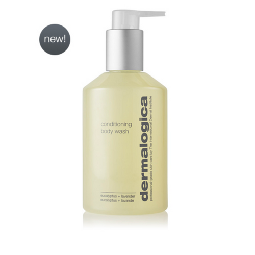 dermalogica Conditioning Body Wash Soap Free Cleanser