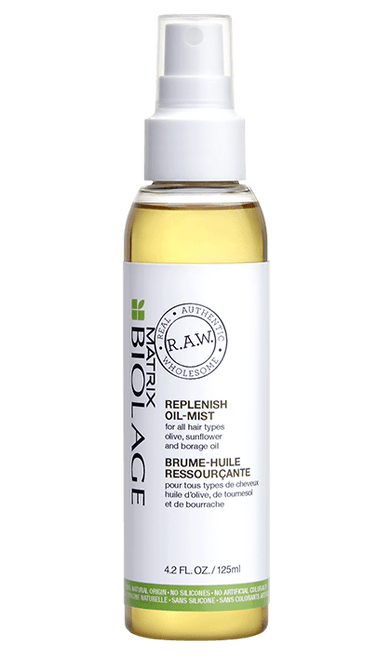 R.A.W. Replenish Oil Mist