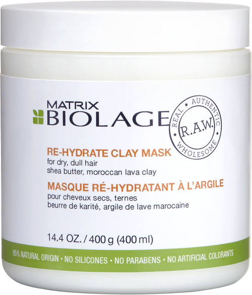 Biolage R.A.W. Nourish Re-Hydrate Mask