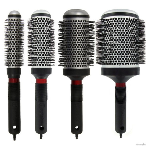 Cricket Technique Round Thermal Hair Brushes