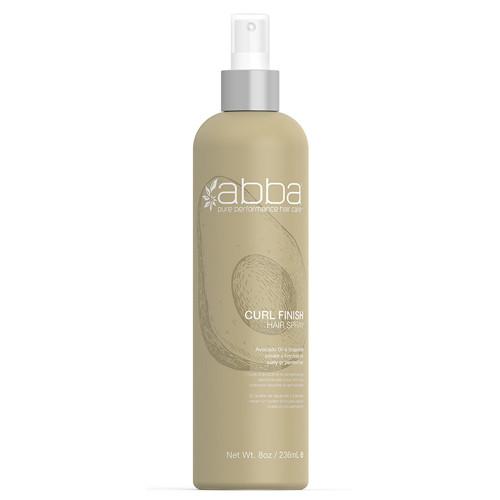 ABBA Curl Finish Spray