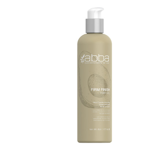 ABBA Firm Finish Gel