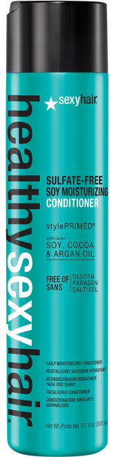 Big Sexy Hair Sulfate-Free Soy Moisturizing Conditioner