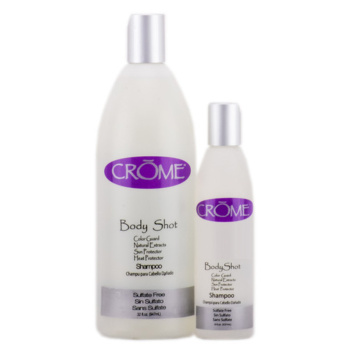 Crome Body Shot Sulfate-Free Volumizing Shampoo