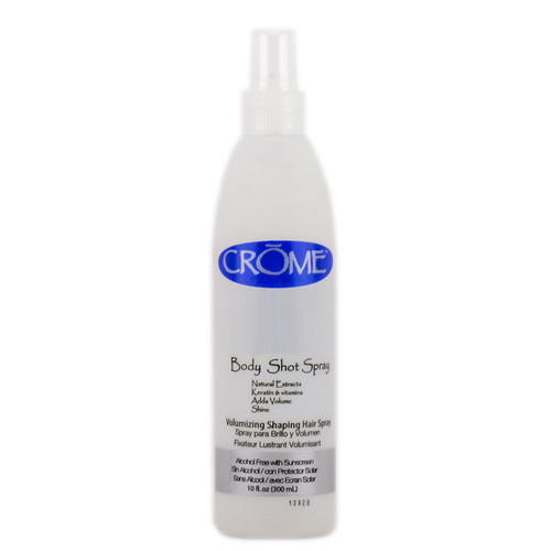 Crome Body Shot Volumizing Hair Spray