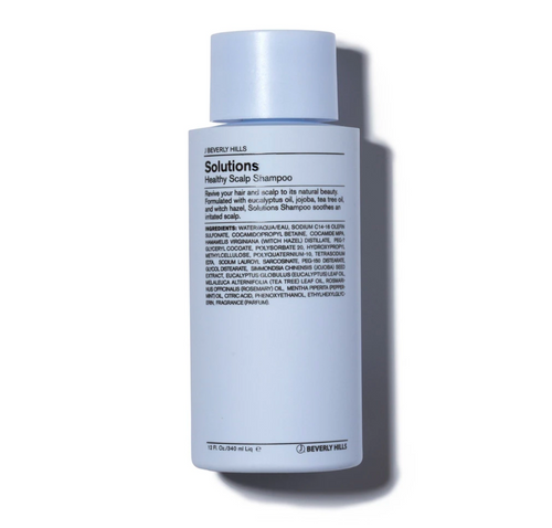 J Beverly Hills Solutions Healthy Scalp Shampoo