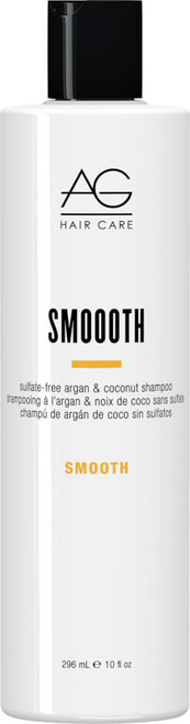 AG Smooth Sulfate-Free Argan & Coconut Shampoo