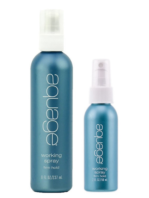 Aquage Working Hairspray