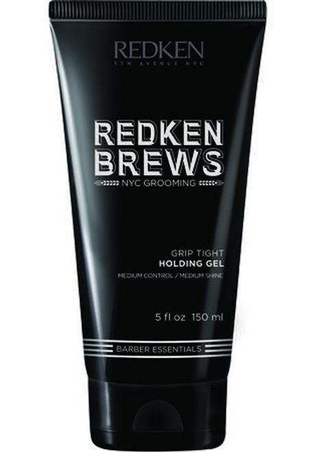 Redken Brews For Men Grip Tight Holding Hair Gel