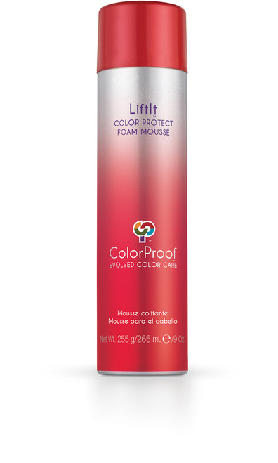 ColorProof SuperPlump LiftIt Protect Foam Mousse