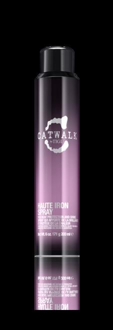 TIGI Catwalk Haute Iron Thermal Protectant and Shine Spray