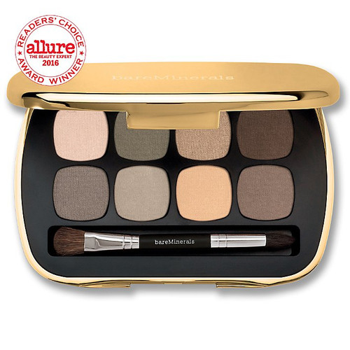 bareMinerals READY Eyeshadow 8.0 The Power Neutrals