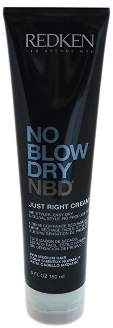 Redken No Blow Dry Just Right Cream Air Dry Styler For Medium Hair