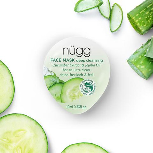 nugg Deep Cleansing Face Mask Single Use Pod