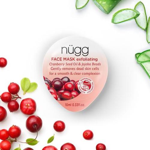 nugg Exfoliating Face Mask Pod