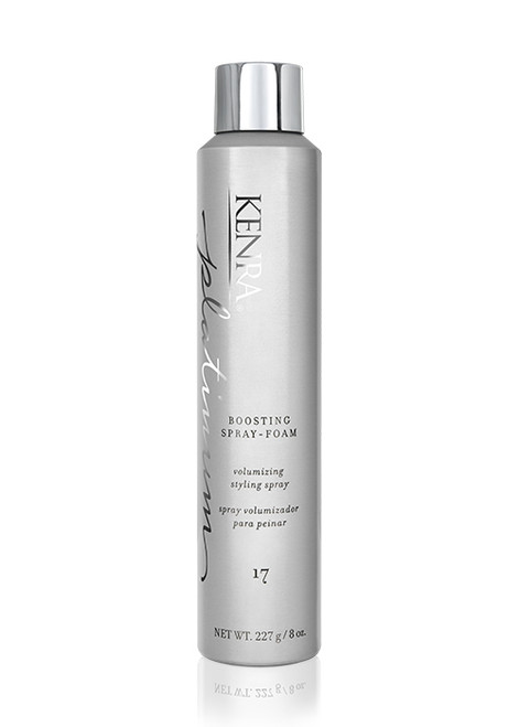Kenra Platinum Boosting Spray Foam 17