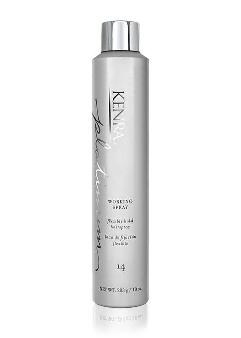 Kenra Platinum Working Spray 14 Flexible Hold Hairspray