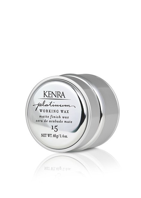 Kenra Platinum Working Wax 15
