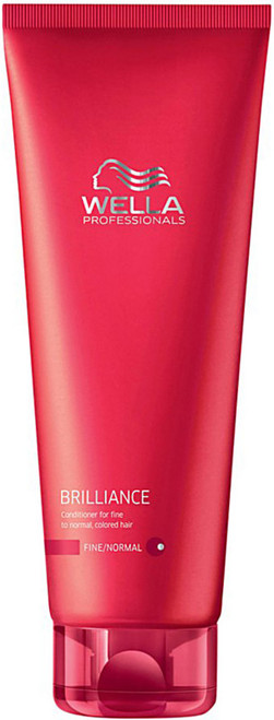 Wella Brilliance Conditioner for Fine Hair