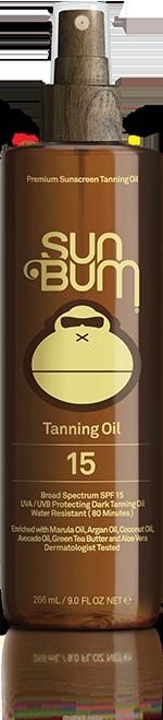 Sun Bum SPF15 Tanning Oil
