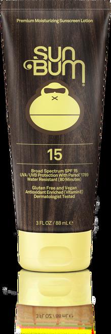 Sun Bum SPF 15 Original Sunscreen Lotion - 3oz