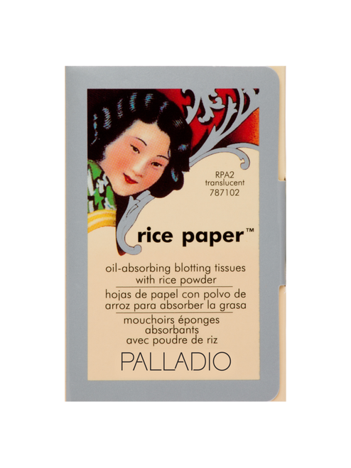 Palladio Rice Paper Oil Absorbing Blotting Tissues