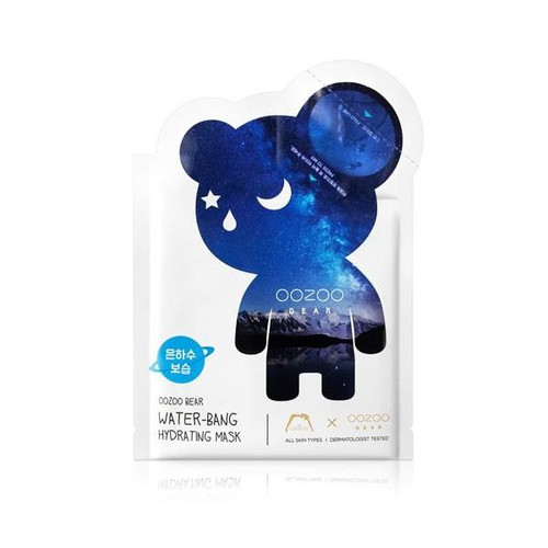 OOZOO Bear Water Bang Hydrating Mask